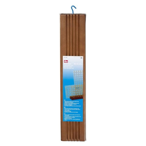 Base in legno per riporre i regoli confezione - Ruler rack - Prym