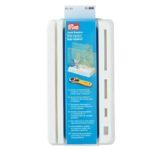 Base in plastica per riporre i regoli confezione - Ruler organizer - Prym
