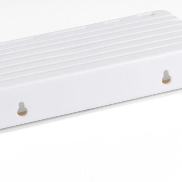 Base in plastica per riporre i regoli dettaglio fori - Ruler organizer - Prym