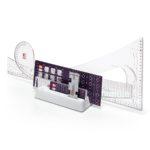 Base in plastica per riporre i regoli in uso - Ruler organizer - Prym