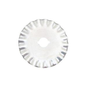 Lama di ricambio dentellata 45mm