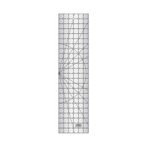 Regolo rettangolare 6x24 inch - Olfa Frosted Advantage