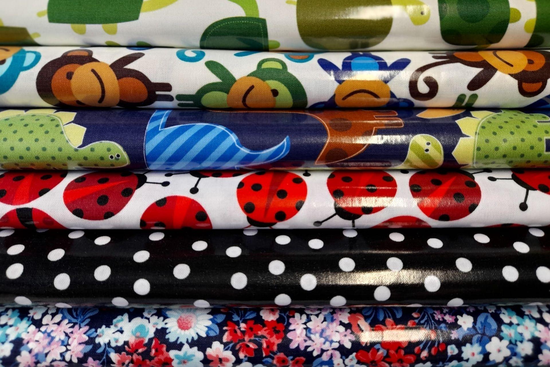 Cos'è un tessuto in cotone laminato?