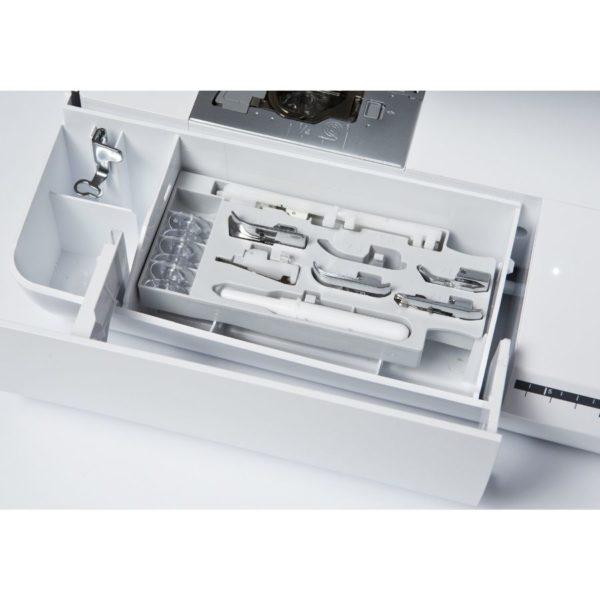 Innov-is NV1100 - Macchina per cucire Brother cassetta accessori - Filomania