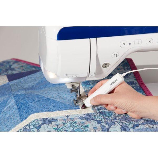 Innov-is VQ4 - Macchina per cucire Brother penna con sensore - Filomania