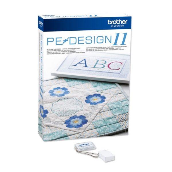 PE-Design 11 - Software per ricamo Brother - Filomania