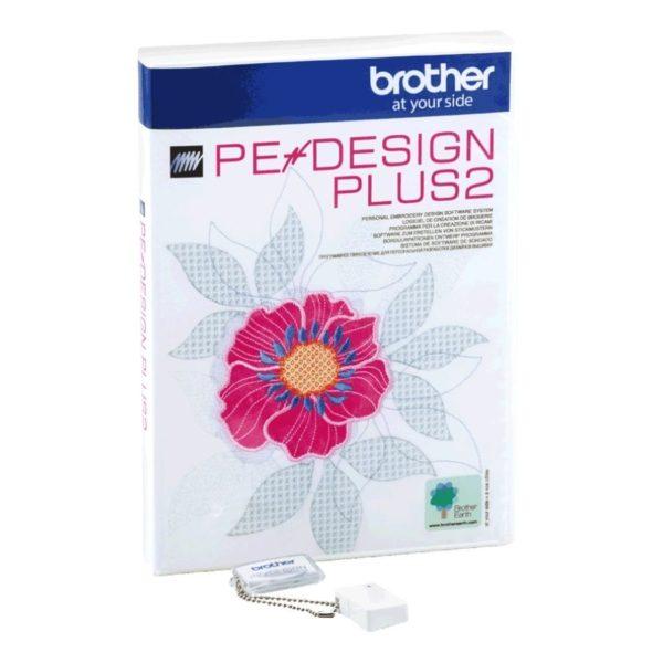 PE-Design Plus2 - Software per ricamo Brother - Filomania