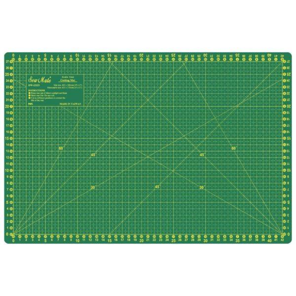 Piano da taglio 30x45 cm - Sew Mate - Base di taglio - lato centimetri - Filomania