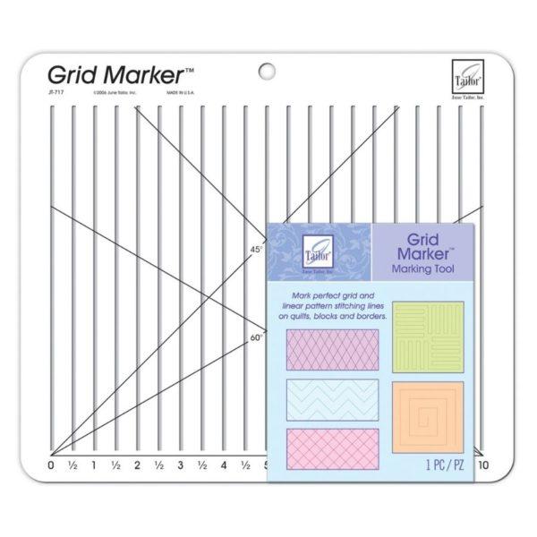 Squadra Grid Marker - June Tailor - Filomania