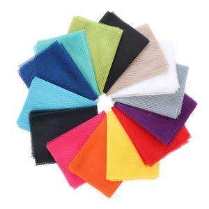 Tessuto a rete vari colori pretagliato - Filomania