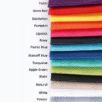 Tessuto a rete vari colori pretagliato - Filomania lista colori