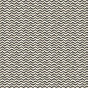 Tessuto in cotone americano - geometrico - serpentina - bianco - nero - Filomania