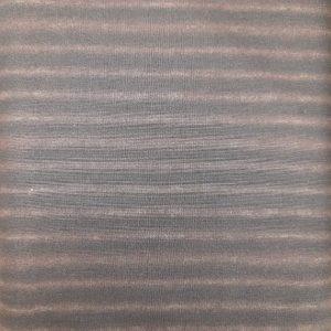 Tessuto in cotone americano - fantasia - riga - marrone - Filomania