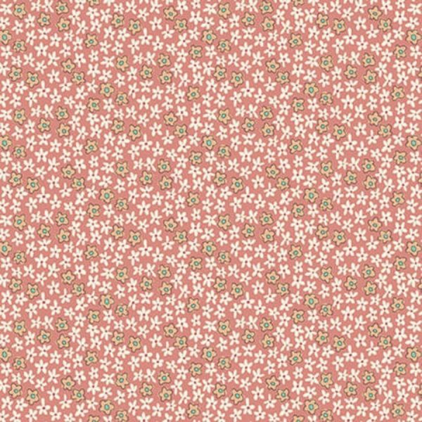 Tessuto in cotone americano - fiori - Filomania