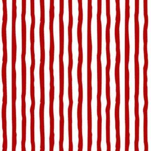 Tessuto in cotone flanellato americano - fantasia - riga - Filomania