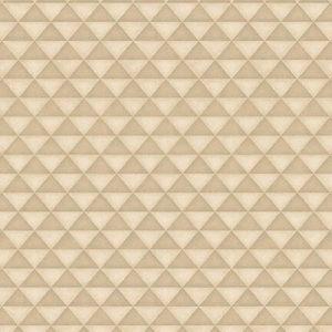 Tessuto in cotone americano - triangoli - Filomania