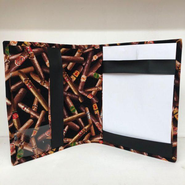 Box Creative - porta - documenti - tablet - aperto - Filomania