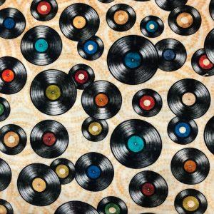 Tessuto in cotone americano - musica - dischi - Filomania