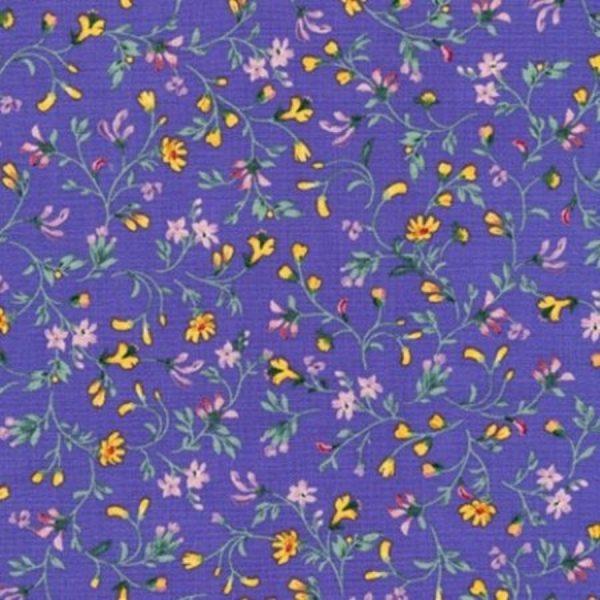 Tessuto in cotone - fiorellini - Filomania