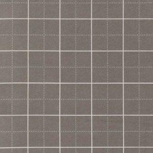 Tessuto in cotone americano - framework - grigio - Filomania