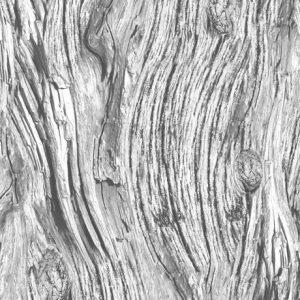 Tessuto Cotone - effetto - legno - grigio - chiaro - Filomania