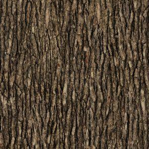 Tessuto Cotone - effetto - legno - marrone - scuro - Filomania