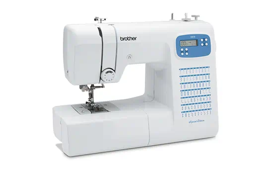 DX70SE - Macchina per cucire elettronica Brother - Filomania