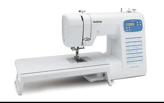 DX70SE - Macchina per cucire elettronica Brother - piano di prolunga - Filomania