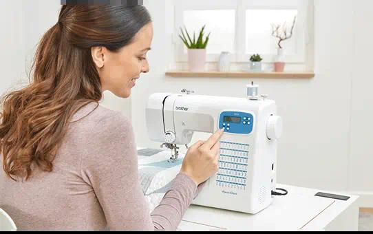 DX70SE - Macchina per cucire elettronica Brother - punti - Filomania