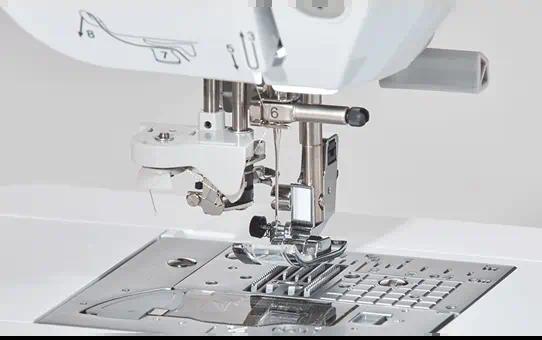 Innov-is NV 2700 - Macchina per cucire e ricamare Brother - piedini - Filomania