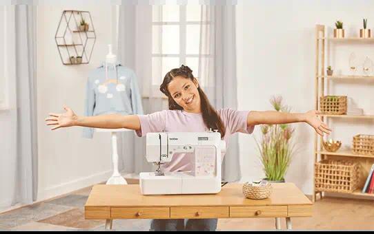 KD40S - Little Angel - macchine per cucire - modello - Brother